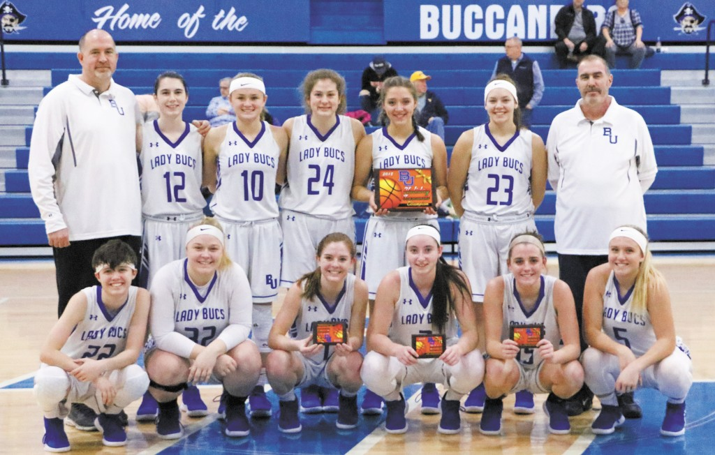 ddabc1b0 The Record Delta | Lady Bucs win own Holiday Classic Tournament