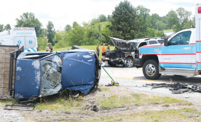 The Record Delta | Another fatal accident on Rt  33